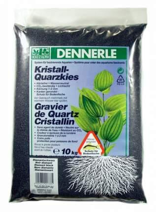 Грунт для аквариума Dennerle Kristall-Quarz 5 кг Черный
