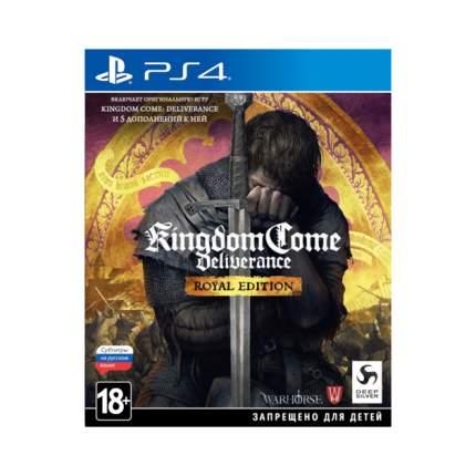 Игра для PlayStation 4 Kingdom Come Deliverance Royal Edition