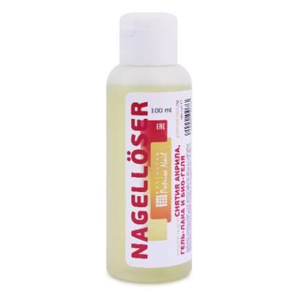 Жидкость для снятия гель-лака, био-геля и акрила Patrisa Nail , 100 мл