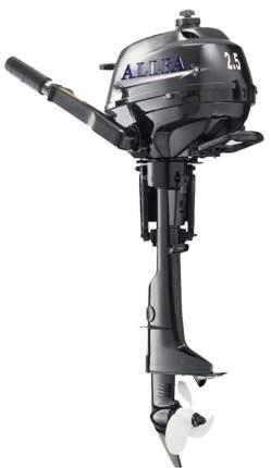 Лодочный мотор Allfa F2.5S 2.5 четырехтактный
