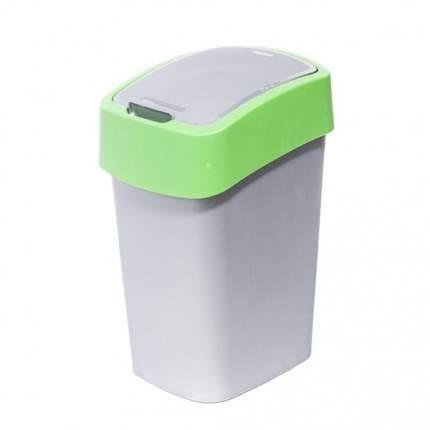 Контейнер для мусора FLIP BIN 50л зелены