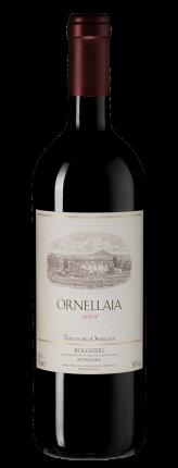 Вино Ornellaia, 2004 г.