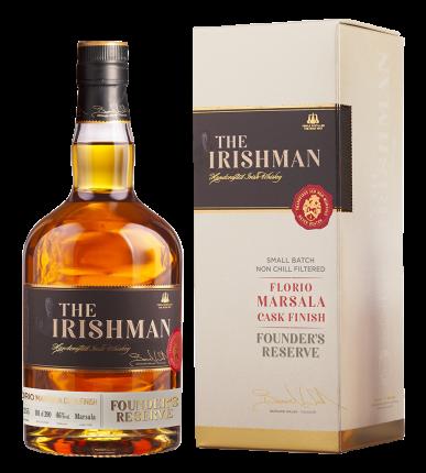 Виски  The Irishman Founder's Reserve Marsala Cask Finish g/p