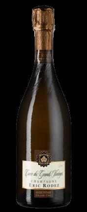 Шампанское Cuvee des Grands Vintages Brut Ambonnay Grand Cru, Eric Rodez