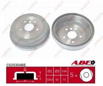 Тормозной барабан ABE C62030ABE
