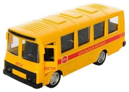 Машина спецслужбы Play Smart ПАЗ Желтый