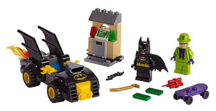Конструктор LEGO Super Heroes Бэтмен и ограбление Загадочника