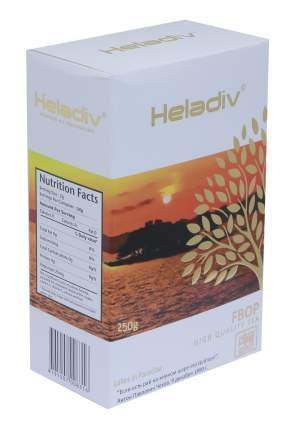 Чай черный листовой  Heladiv FBOP 250 г