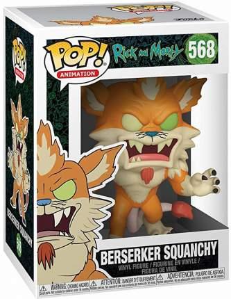 Фигурка Funko POP! Animation Rick and Morty: Berserker Squanchy