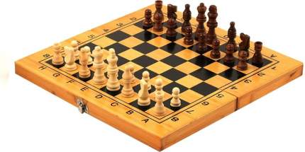 Настольная игра из дерева 2 в 1 Shantou Gepai Шахматы и нарды JB1000129