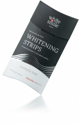 Отбеливающие полоски White&Smile Sample Box