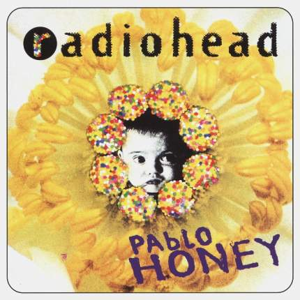 Виниловая пластинка Radiohead Pablo Honey (LP)