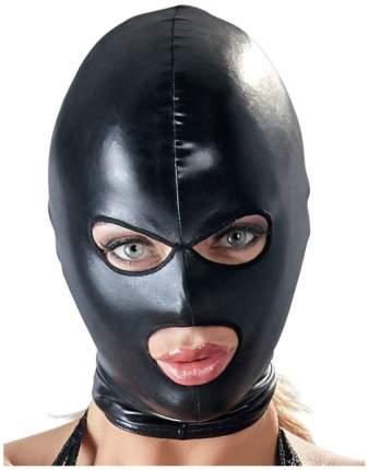 Маска Orion Head Mask black на голову