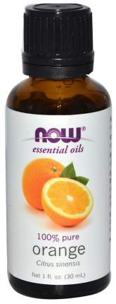 Эфирное масло NOW Апельсин