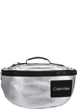 Сумка женская Calvin Klein K60K6.04941.0670, серебряный