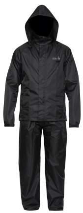 Костюм для рыбалки Norfin Rain, черный, 3XL INT, 186-192 см