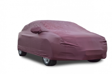 Тент чехол для автомобиля ПРЕМИУМ для Fiat Punto 3D