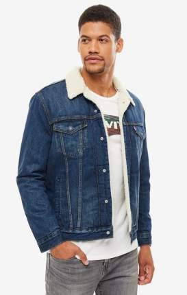 Джинсовая куртка мужская Levi's 1636501050 синяя S