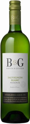 Вино Barton & Guestier  Reserve  Sauvignon Blanc Cotes de Gascogne IGP