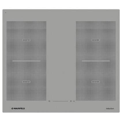 Встраиваемая индукционная панель Maunfeld MVI59.2FL-GR