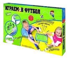 Настольная игра футбол футболисты на магнитах х75000 Zhorya