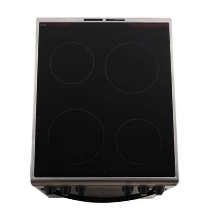 Электрическая плита Zanussi ZCV9540G1X Silver