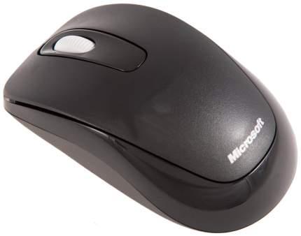 Беспроводная мышка Microsoft Wireless Mobile 1000 Black