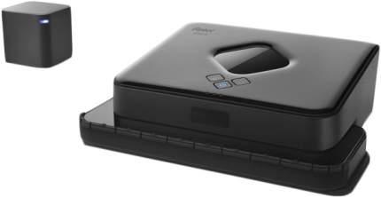 Робот-пылесос iRobot Braava 380T Black