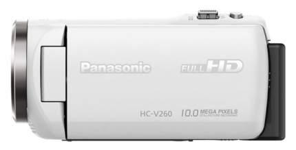 Видеокамера цифровая Full HD Panasonic HC-V260 White