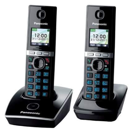 Телефон DECT Panasonic KX-TG8052RUB