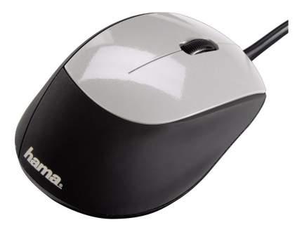 Проводная мышка Hama H-52388 Grey/Black (52388)
