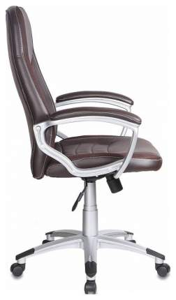 Кресло руководителя Бюрократ T-9910/BROWN коричневое