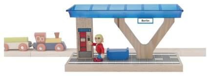 Железнодорожный набор Eichhorn Железнодорожная платформа 100001505