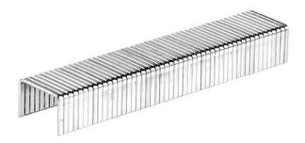 Скобы для электростеплера Hammer Flex 215-018 (162627)