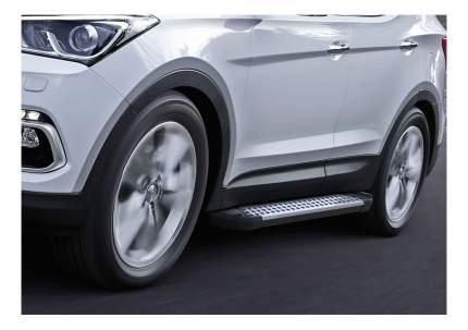 Порог-площадка RIVAL для Hyundai (D180AL.2305.2)