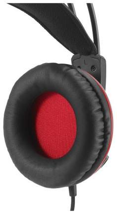 Игровые наушники ASUS ROG Cerberus Red/Black