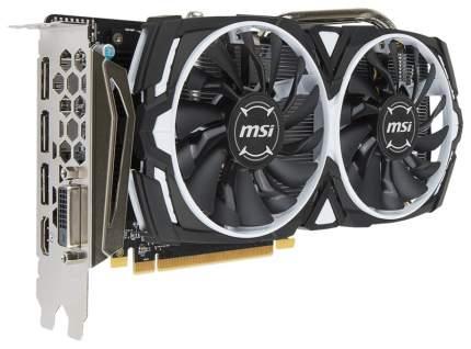 Видеокарта MSI AMD Radeon RX 570 (RX 570 ARMOR 4G OC)
