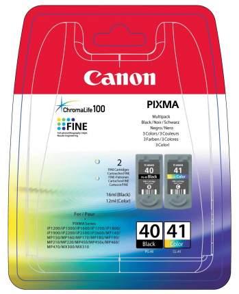 Картридж для струйного принтера Canon PG-40/CL-41 0615B036/0615B043