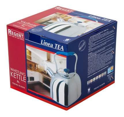 Чайник для плиты REGENT inox 93-2507B 3 л