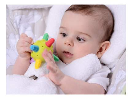 Прорезыватель Happy Baby SILICONE TEETHER 20014