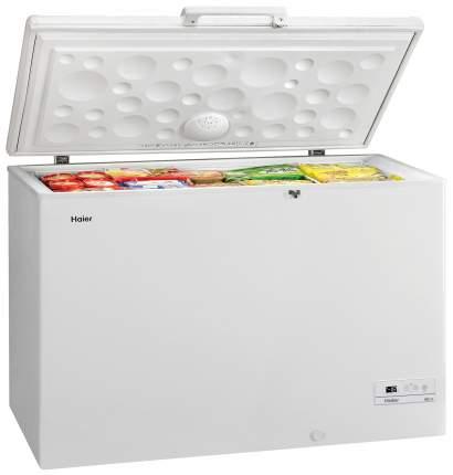 Морозильный ларь Haier HCE379R White