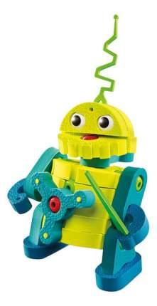 Конструктор мягкий Bloco Вторжение Роботов