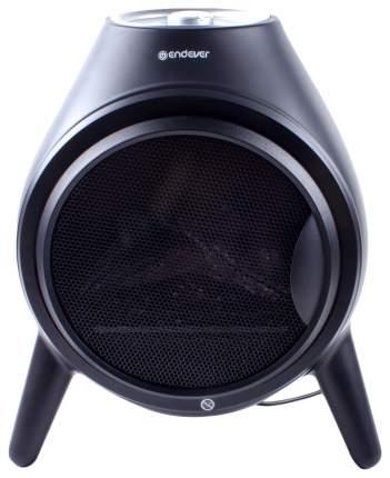 Электрический камин Endever Flame-03, черный