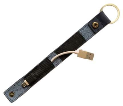 Брелок с USB Kreafunk wLoop Синий