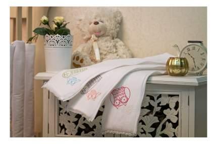 Текстильный бортик для кроватки Cloud factory Funny Owls, 12 шт CF-1-FO