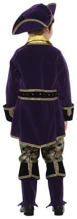 Карнавальный костюм Батик Капитан пиратов 923-30 рост 116 см