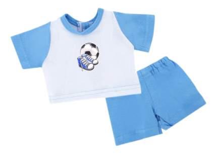 Спорт футболка и шорты 38-43 см 216 для кукол Mary Poppins