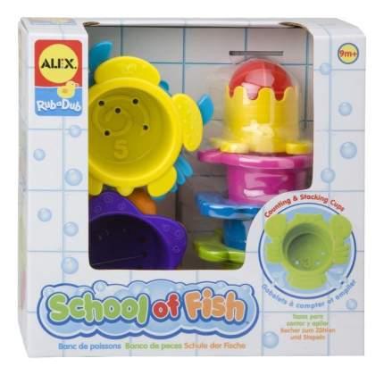Игрушка для купания ALEX Пирамидка обучающая
