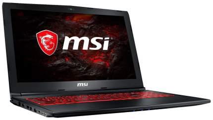 Ноутбук игровой MSI GL62M 7RDX-2677RU 9S7-16J962-2677