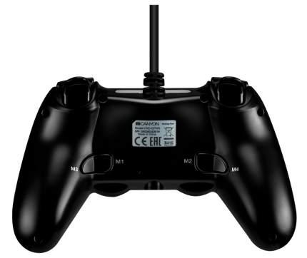 Геймпад для игровой приставки PS4 Canyon CND-GP5 Черный